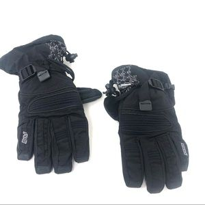 POW Size XL Thinsulate Winter Snowboarding Gloves